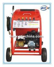 gasoline engine sandblaster high pressure washer