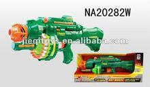 B/O eva soft bullet gun toys with 20 bullets