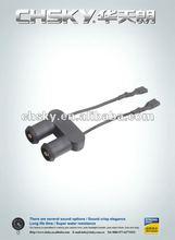 car horn plug for Mitsubishi