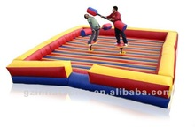 2012 newest inflatable joust game for rental
