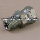 Hydraulic female pipe swivel male adapters (hexagonal)