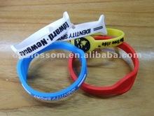Silicone Custom Balance Bands,power bands and balance