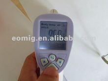 easy reading back light infrared baby fever thermometer