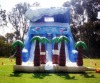 giant inflatable wave slides A4033