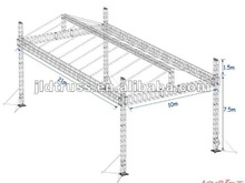 2012 hot sale roofing steel truss