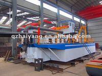 2500m3/h cutter suction sand pump dredger