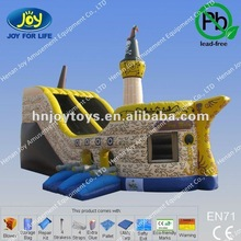 2012 kids playing inflatable balck pearl