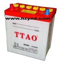 vehicle dry batteries
