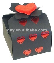 2012 GYY Valentine's soft gift paper package box