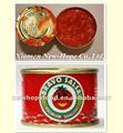 Sauce tomate et ketchup en boîte Brix 28-30%