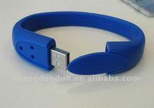 memorial bracelet bracelet blister packaging usb flash memory bracelet