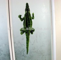 Hot new product for 2012 Big realism crocodile stuffed animal toy