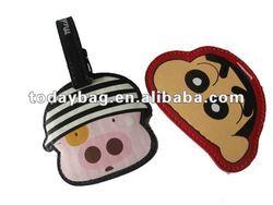 Novelty Cute Cartoon Luggage Tags YBS-LT0018