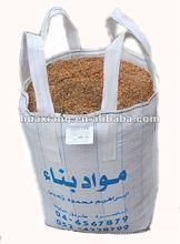 jumbo big bag, pp ton bag for resin, pellet CR