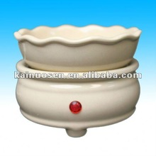 New design ceramic electric candle warmer for decoration