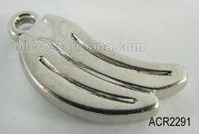 Best sales banana shape acrylic ccb beads,fashion antique acrylic beads
