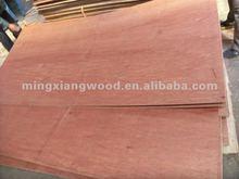 5mm poplar core bintangor plywood with MR glue