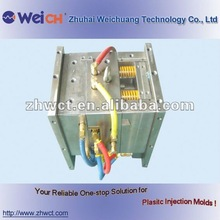 Machined Plastic Moulds Injection Process