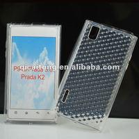 mobilephone case with diomand for LG P940 Prada 3.0