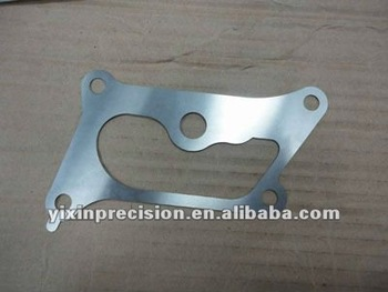 Flat gasket metal plate forming products,SS 302 metal sheet machining parts