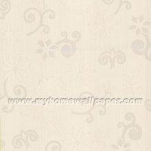 Flocking wallpaper/flocking wall covering #430601