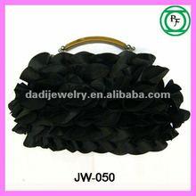 black ladies party dinner evening vanity bags
