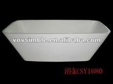 2012 Hot Selling Artificial Stone Bath Tub Model No.SY1680