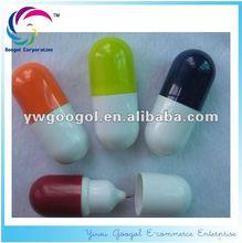 Pill box pen,pill box highlighter,capsule ballpen