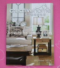 Home decor Furniture Catalogue printing