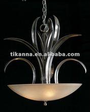 2012 new glass antique pendant lamp