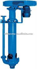 centrifugal vertical slurry pump for underwater