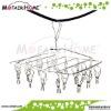 Brand Mofairhome Foldable Clothing Metal Hangers