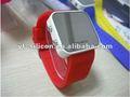 Personalizado promocional digital silicone led relógio
