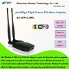 300M 2T2R High Power Wireless USB Lan Adapter