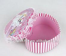 2012 fashionable heart shape gift box