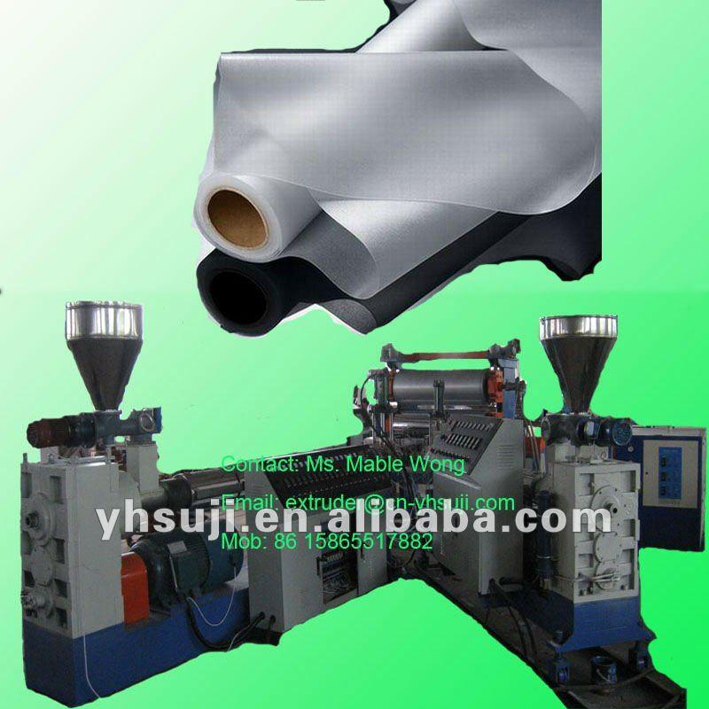 EVA Solar Battery Film Extrusion Line EVA Sheet Making Machine