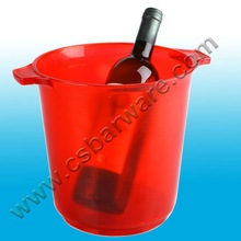high quality AS beer bottle cooler carrier