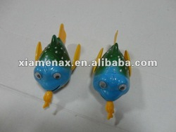 pull line big fish swallowing little fish toy candy