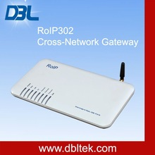 "DBL""Voice over iinternet """"Roip gateway""/audio over internet cross network gateway roip 302 from DBL"