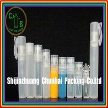 5ml plastic perfume pen with spray