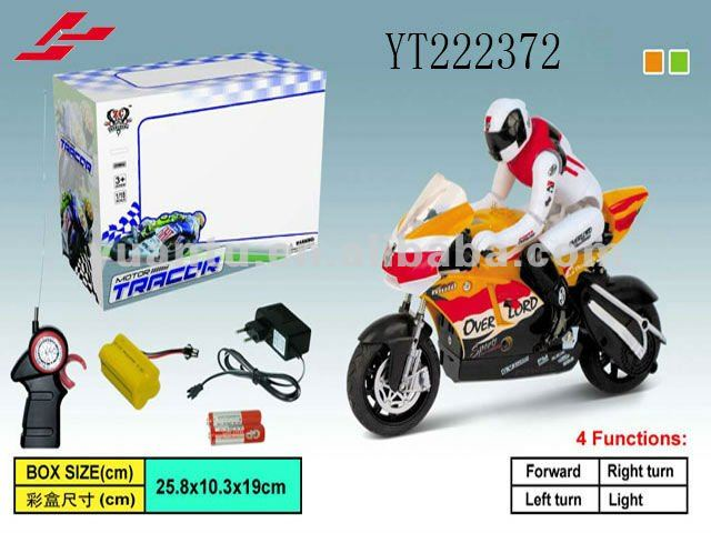 3 channel remote control rc motorcycle