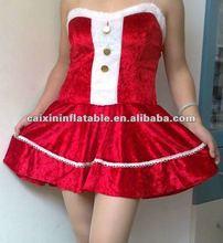 2012 christmas cosplay santa