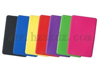 """SiKai Ultra Gel Soft Silicone Skin Case Cover for Amazon Kindle Fire 7"""" Tablet"""