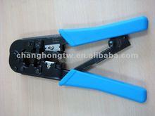 Multi-Modular Plug Crimps, Strips & Cuts Tools