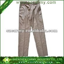Lady grace khaki occupation trousers/Officer lady pants