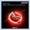 Hot sale!RedLine R330 car logo led light for Mazda