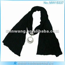 2012 long jeweled scarves wholesale necklace scarf