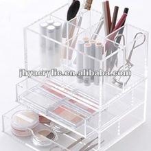acrylic drawers cosmetic organizer