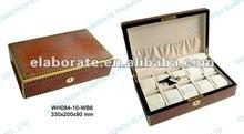 wooden watch gift box