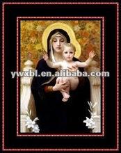 3d чечевичным христианской плакат